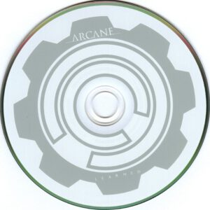 Arcane - Known - Learned - CD (2-2)