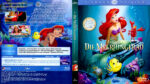 Arielle – Die Meerjungfrau (1989) R2 Blu-Ray German DVD Cover