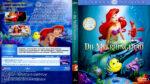 Arielle – Die Meerjungfrau (1989) R2 Blu-Ray German DVD Cover