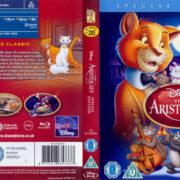 Aristocats (1970) R2 Blu-Ray German