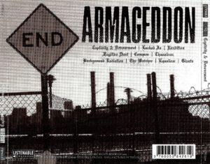 Armageddon - Captivity & Devourment - Back (2-2)