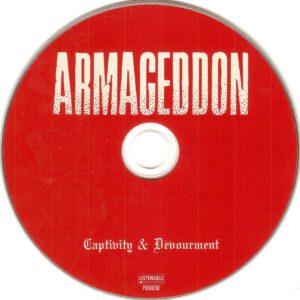 Armageddon - Captivity & Devourment - CD