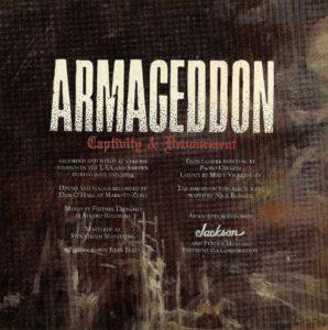 Armageddon - Captivity & Devourment - Inside