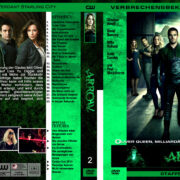 Arrow – Staffel 2 (2013) german custom