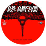 As Above, So Below (2014) R0 Custom Label