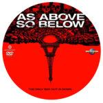 As Above, So Below (2014) R0 Custom Label