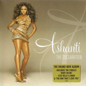 Ashanti - The Declaration - 1Front