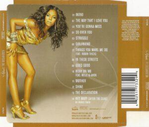 Ashanti - The Declaration - Back