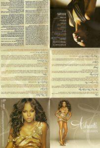 Ashanti - The Declaration - Booklet (1-2)