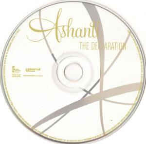 Ashanti - The Declaration - CD