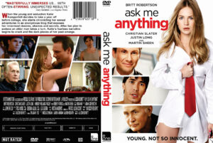 Ask Me Anything dvd cover