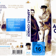 Asphalt Cowboy (1968) R2 Blu-Ray German