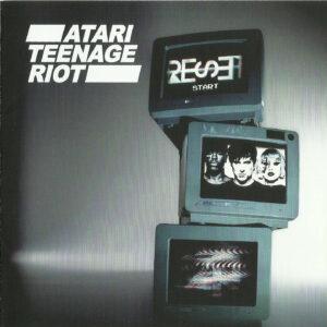 Atari Teenage Riot - Reset - 1Front