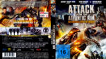 Attack from the Atlantic Rim: Sie kommen nicht in Frieden (2013) R2 Blu-ray German