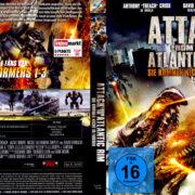 Attack from the Atlantic Rim: Sie kommen nicht in Frieden (2013) R2 Blu-ray German