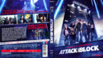 Attack the Block (2011) R2 Blu-Ray German