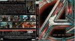 Avengers: Age of Ultron Blu-Ray (2015) German