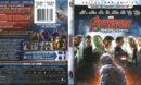 Avengers: Age Of Ultron (2015) R1 Blu-Ray