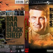 Baa Baa Black Sheep Season 2 (1976) Custom DVD Cover