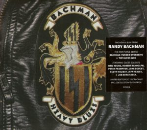 Bachman - Heavy Blues - 1Front