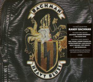 Bachman - Heavy Blues - 1Front