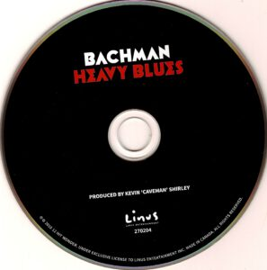 Bachman - Heavy Blues - CD