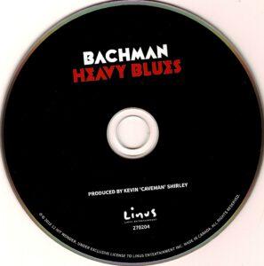 Bachman - Heavy Blues - CD