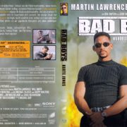 Bad Boys (1995) Blu-Ray DVD Cover German