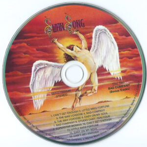 Bad Company - Bad Company (Deluxe Edition) - CD (2-2)