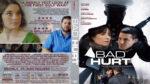 Bad Hurt (2015) R1 Custom DVD Cover