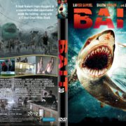 Bait (2012) R4 CUSTOM DVD Cover