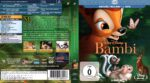 Bambi (1942) R2 Blu-Ray German DVD Cover
