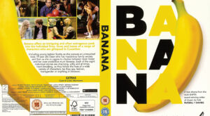 banana dvd cover
