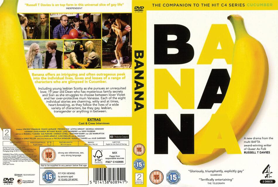 banana dvd cover
