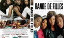 Bande De Filles (2014) FRENCH R2 CUSTOM DVD Cover