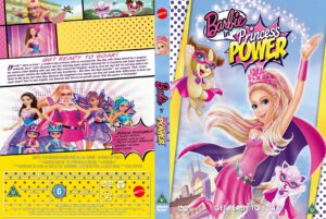 Barbie In Princess Power - Cover