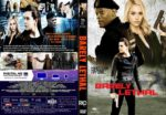Bareley Lethal (2015) R1 CUSTOM DVD Cover