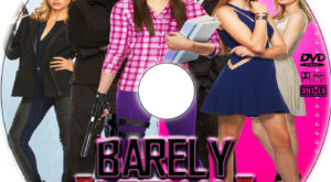 barely lethal dvd label