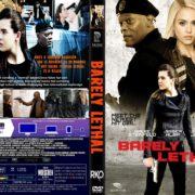 Barely Lethal (2015) R1 CUSTOM