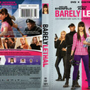 Barely Lethal (2015) R1 DVD Cover
