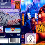 Bärenbrüder (2003) R2 Blu-Ray German DVD Cover