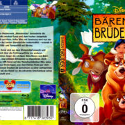Bärenbrüder 2 (2005) R2 Blu-Ray German DVD Cover