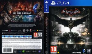 Batman - Arkham Knight dvd cover