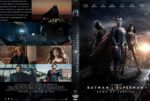 Batman v Superman: Dawn of Justice (2016) Custom Dvd Cover