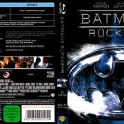 Batmans Rückkehr (1992) Blu-Ray German
