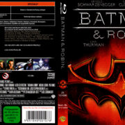 Batman & Robin (1997) Blu-Ray German