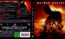 Batman Begins (2005) Blu-Ray german