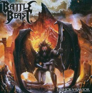 Battle Beast - Unholy Savior - Front