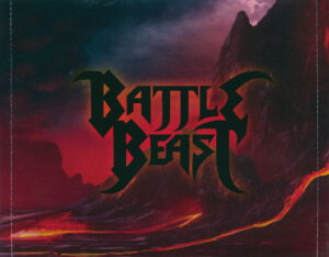 Battle Beast - Unholy Savior - Inlay