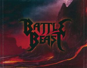 Battle Beast - Unholy Savior - Inlay